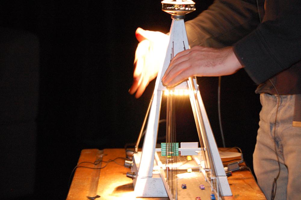 Jodi Rose sound installation