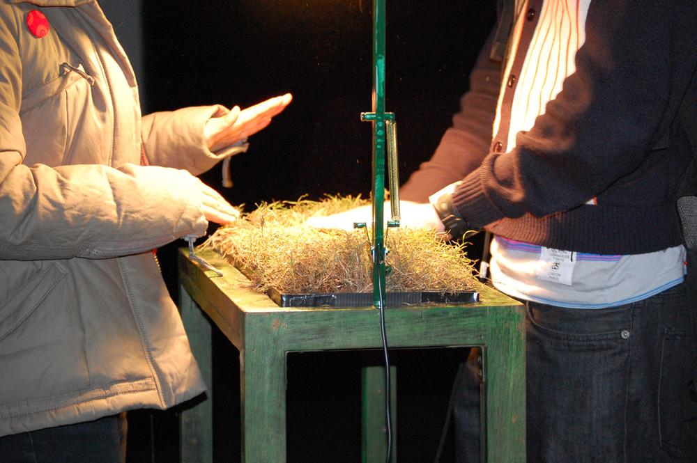 Mellissa Hunt sound installation
