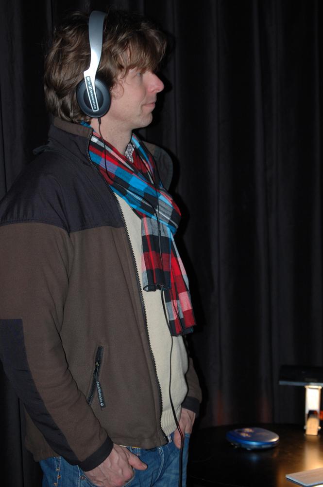 Cedric Peyronnet field recordings